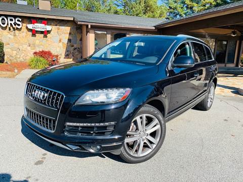 2011 Audi Q7 for sale at Classic Luxury Motors in Buford GA