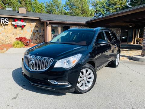 2014 Buick Enclave for sale at Classic Luxury Motors in Buford GA