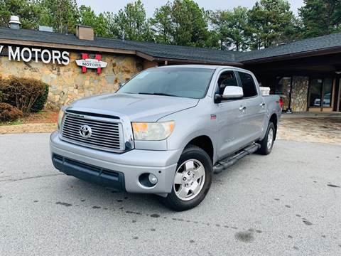 2010 Toyota Tundra for sale at Classic Luxury Motors in Buford GA