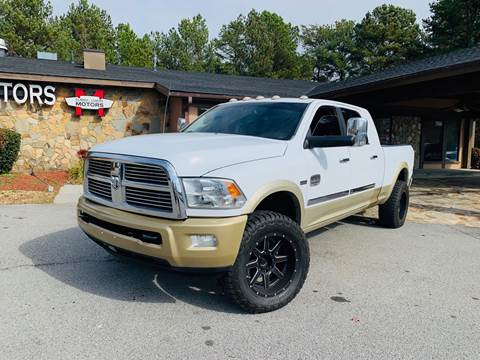 2012 RAM Ram Pickup 2500 for sale at Classic Luxury Motors in Buford GA
