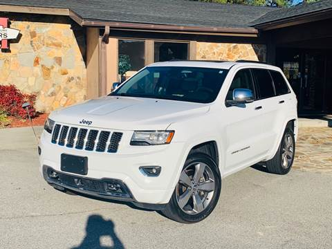 2014 Jeep Grand Cherokee for sale at Classic Luxury Motors in Buford GA