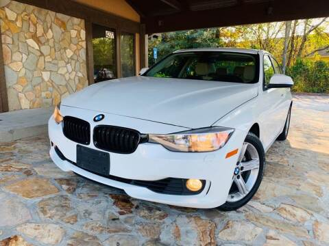 2014 BMW 3 Series for sale at Classic Luxury Motors in Buford GA
