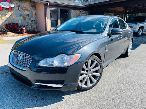 2011 Jaguar XF for sale at Classic Luxury Motors in Buford GA