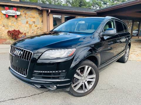2014 Audi Q7 for sale at Classic Luxury Motors in Buford GA