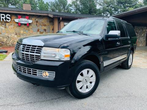 2009 Lincoln Navigator for sale at Classic Luxury Motors in Buford GA