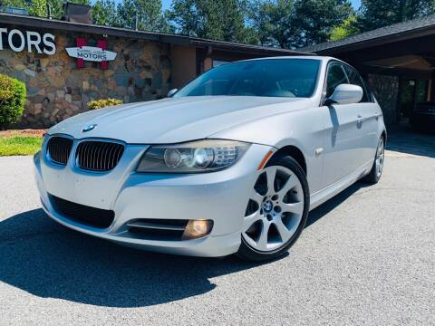 2011 BMW 3 Series for sale at Classic Luxury Motors in Buford GA