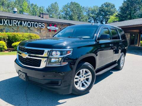 2015 Chevrolet Tahoe for sale at Classic Luxury Motors in Buford GA