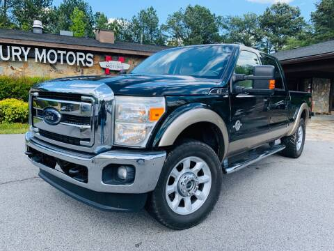 2012 Ford F-250 Super Duty for sale at Classic Luxury Motors in Buford GA
