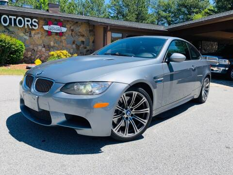 2009 BMW M3 for sale at Classic Luxury Motors in Buford GA
