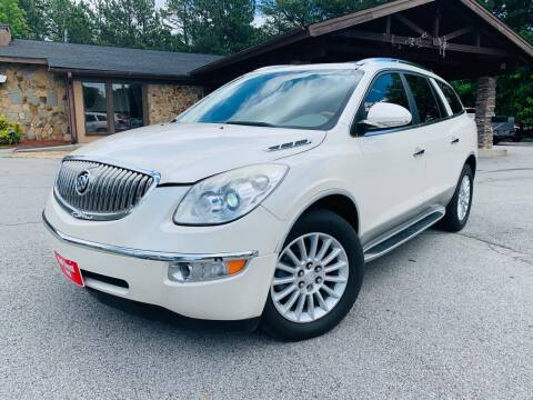 2009 Buick Enclave for sale at Classic Luxury Motors in Buford GA