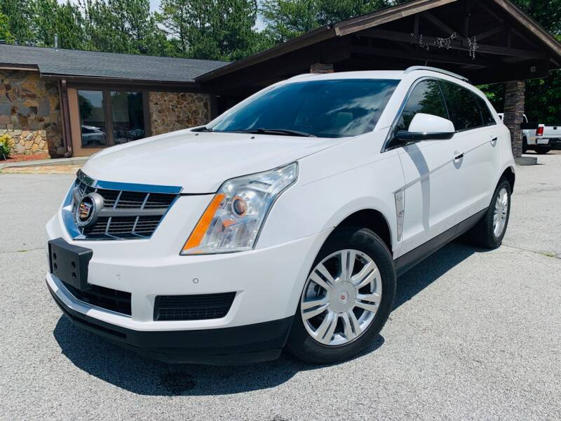 2011 Cadillac SRX for sale at Classic Luxury Motors in Buford GA
