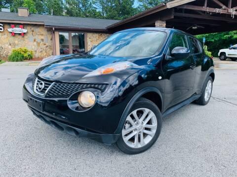 2013 Nissan JUKE for sale at Classic Luxury Motors in Buford GA