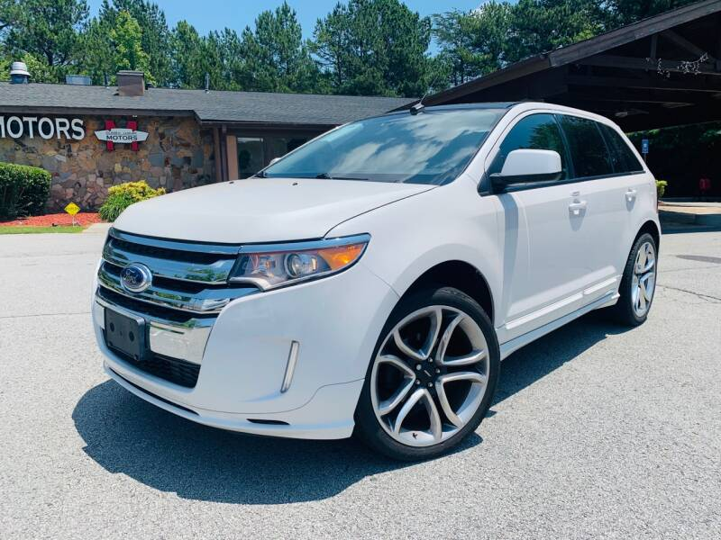 2011 Ford Edge for sale at Classic Luxury Motors in Buford GA