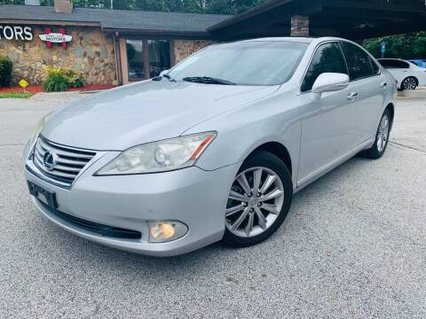 2011 Lexus ES 350 for sale at Classic Luxury Motors in Buford GA