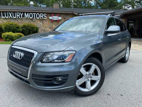 2012 Audi Q5 for sale at Classic Luxury Motors in Buford GA