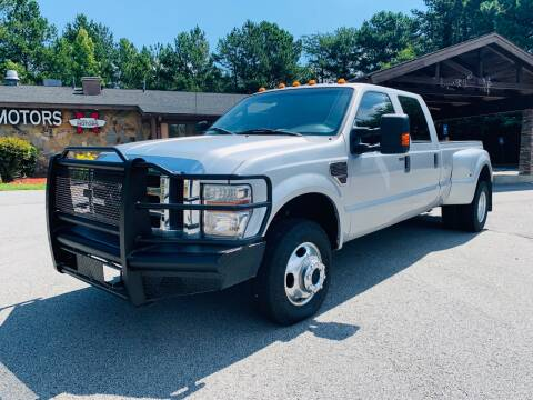 2010 Ford F-350 Super Duty for sale at Classic Luxury Motors in Buford GA