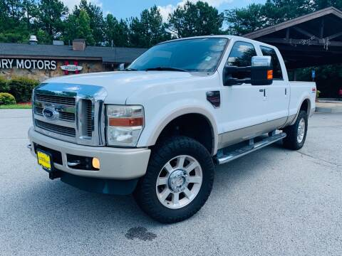 2008 Ford F-350 Super Duty for sale at Classic Luxury Motors in Buford GA