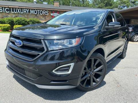 2015 Ford Edge for sale at Classic Luxury Motors in Buford GA