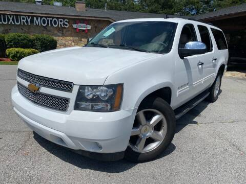 2014 Chevrolet Suburban for sale at Classic Luxury Motors in Buford GA