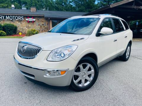 2012 Buick Enclave for sale at Classic Luxury Motors in Buford GA