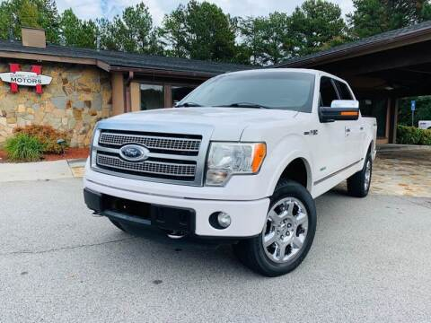 2011 Ford F-150 for sale at Classic Luxury Motors in Buford GA