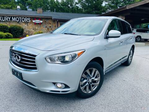 2015 Infiniti QX60 for sale at Classic Luxury Motors in Buford GA