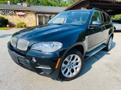 2013 BMW X5 for sale at Classic Luxury Motors in Buford GA