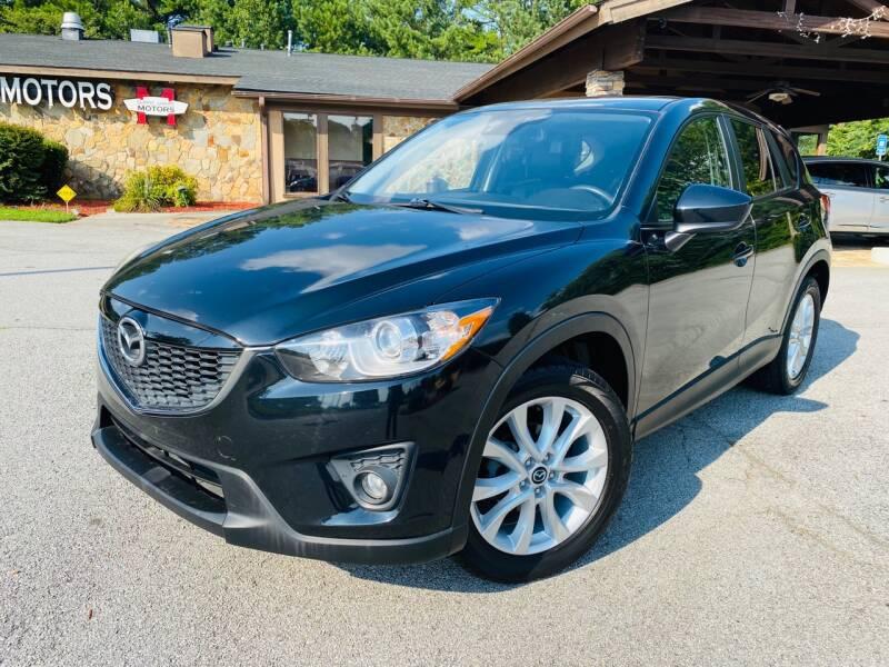 2014 Mazda CX-5 for sale at Classic Luxury Motors in Buford GA