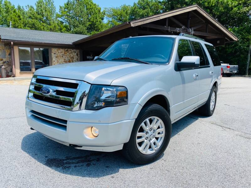 2013 Ford Expedition for sale at Classic Luxury Motors in Buford GA