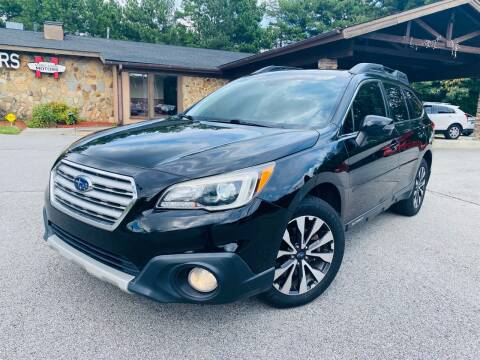 2015 Subaru Outback for sale at Classic Luxury Motors in Buford GA