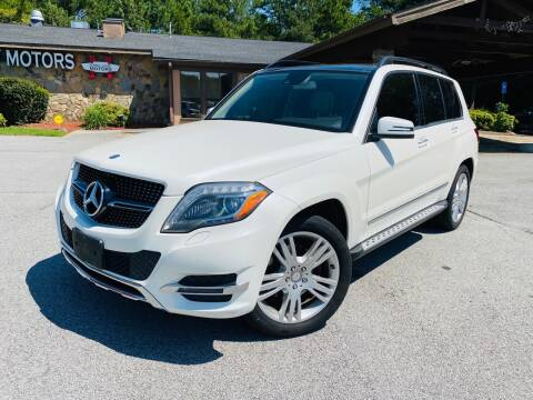2013 Mercedes-Benz GLK for sale at Classic Luxury Motors in Buford GA