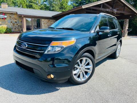 2014 Ford Explorer for sale at Classic Luxury Motors in Buford GA