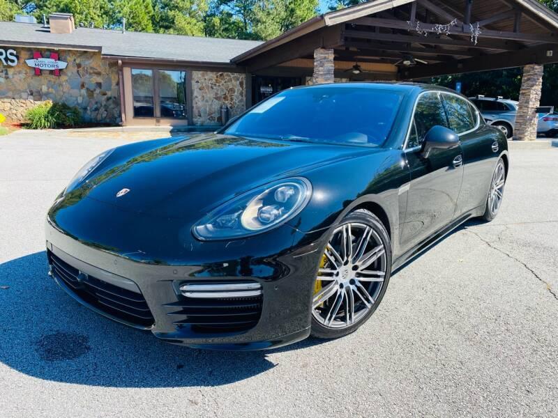 2014 Porsche Panamera for sale at Classic Luxury Motors in Buford GA