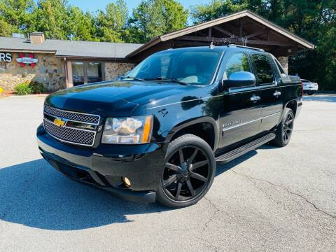 2009 Chevrolet Avalanche for sale at Classic Luxury Motors in Buford GA
