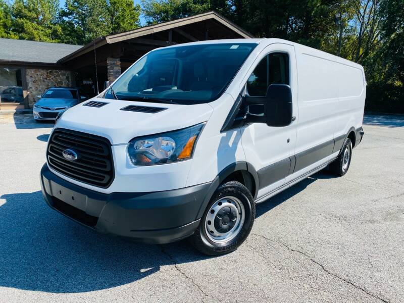 2016 Ford Transit Cargo for sale at Classic Luxury Motors in Buford GA