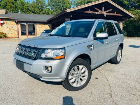 2013 Land Rover LR2 for sale at Classic Luxury Motors in Buford GA