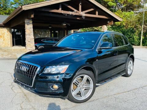 2011 Audi Q5 for sale at Classic Luxury Motors in Buford GA
