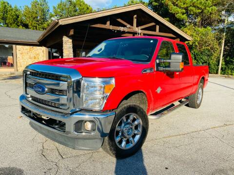 2015 Ford F-250 Super Duty for sale at Classic Luxury Motors in Buford GA