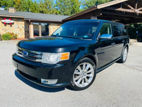 2010 Ford Flex for sale at Classic Luxury Motors in Buford GA