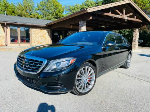 2014 Mercedes-Benz S-Class for sale at Classic Luxury Motors in Buford GA