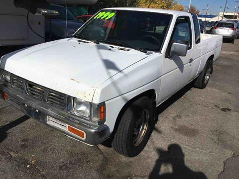 1996 Nissan Truck for sale in Salt Lake City UT