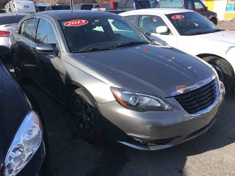 2013 Chrysler 200 for sale in Salt Lake City UT