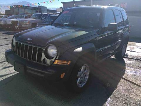 2007 Jeep Liberty for sale in Salt Lake City, UT