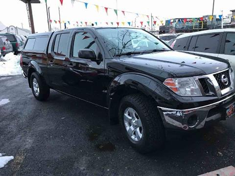 2010 Nissan Frontier for sale in Salt Lake City, UT