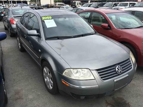 2003 Volkswagen Passat for sale in Salt Lake City UT