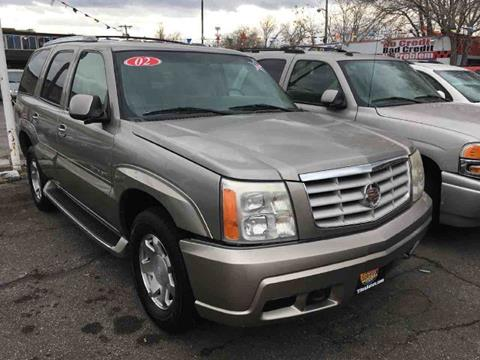 2002 Cadillac Escalade for sale in Salt Lake City UT