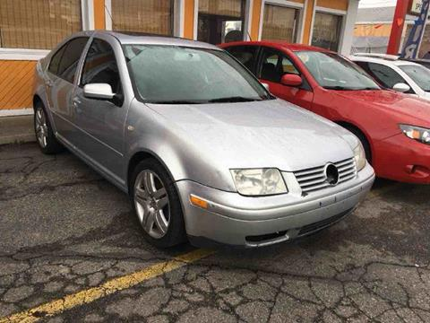 2002 Volkswagen Jetta for sale in Salt Lake City UT