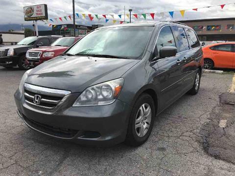 2007 Honda Odyssey for sale in Salt Lake City, UT
