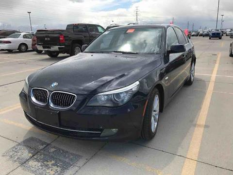 2009 BMW 5 Series for sale in Salt Lake City, UT