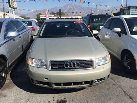 2002 Audi A4 for sale in Salt Lake City UT